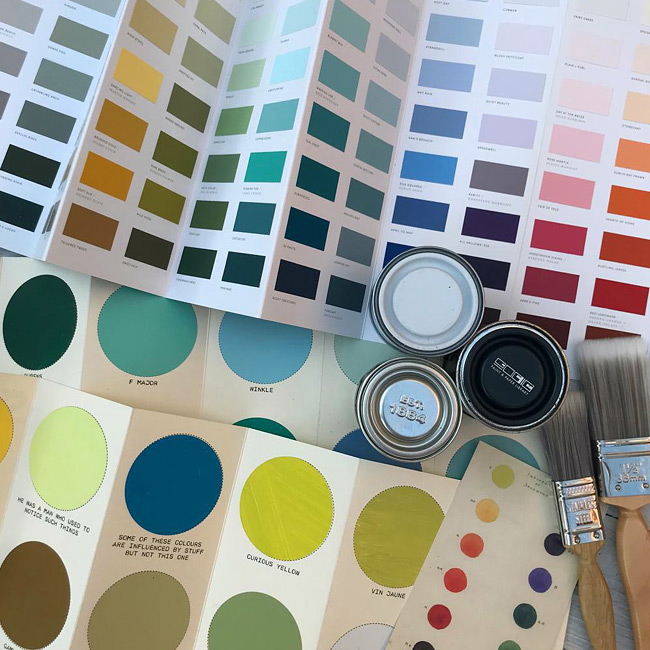 Colour Consultations by Niamh Mac Gowan