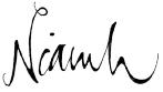 Niamh MacGowan signature